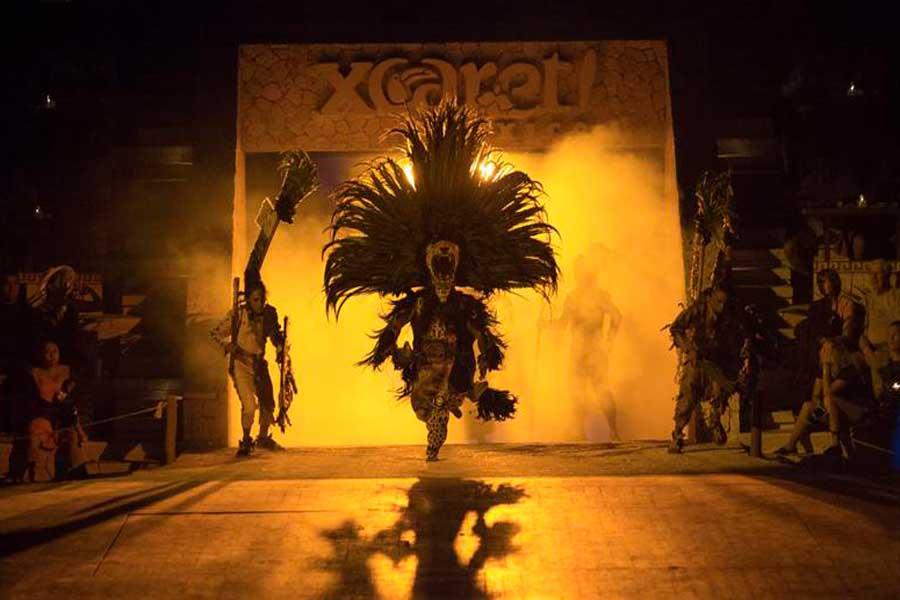 """""""Xcaret México Espectacular"""" llegará gratis a todo el país"""