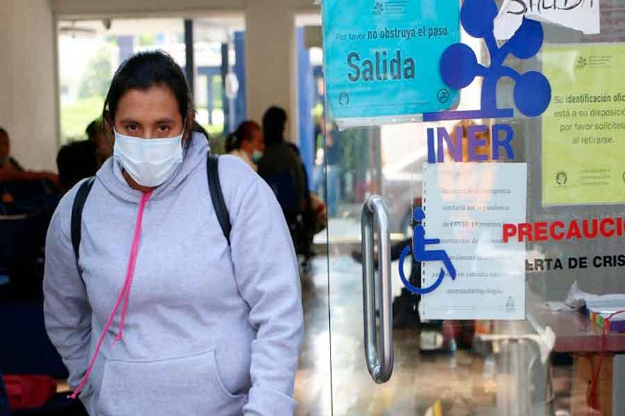 Saturados 6 hospitales de Ciudad de México por Covid-19