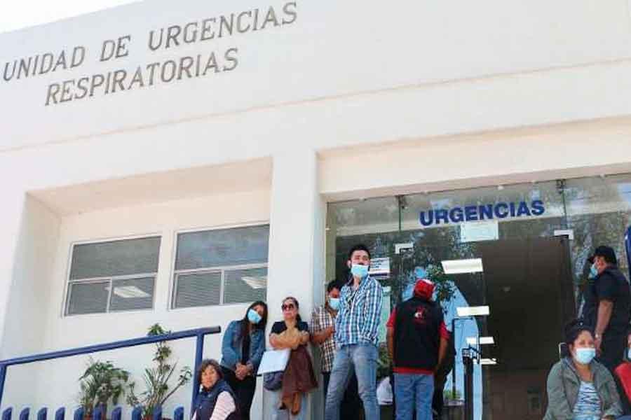Saturados, 19 hospitales del Valle de México