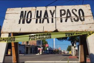 Cancelará gobierno movilidad entre municipios
