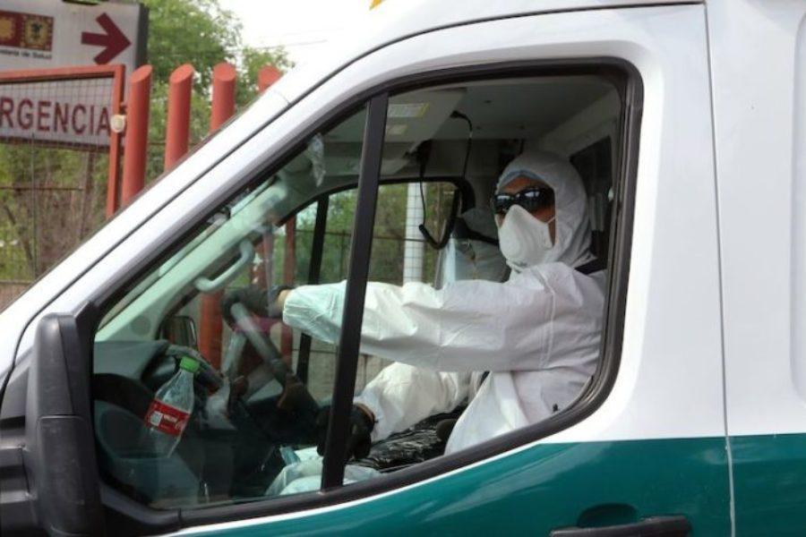 En abril se registraron más de 18 mil contagios de Covid-19