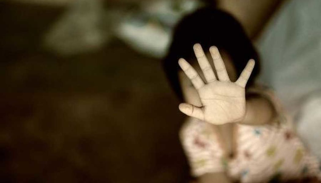 niños violentados