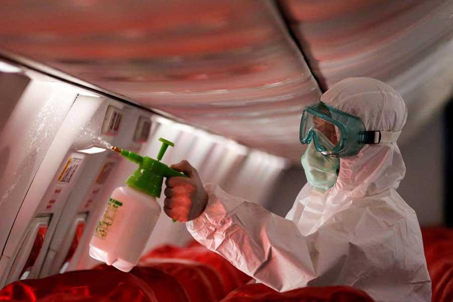 ¿Cuánto dura el coronavirus en los objetos?