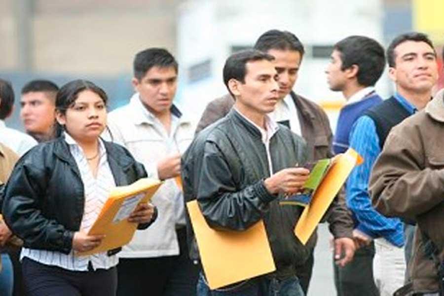 Entre marzo y abril se han perdido casi 700 mil empleos