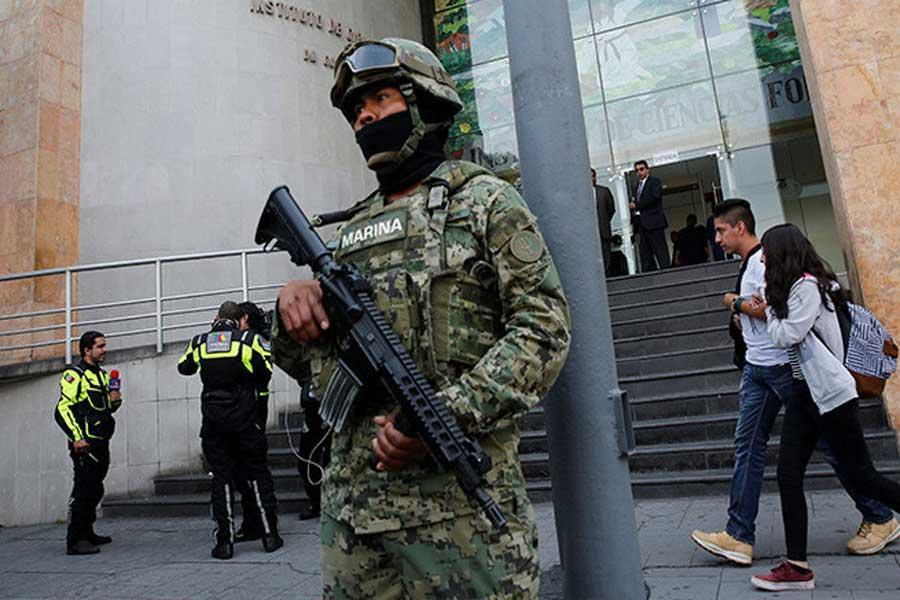 Militarización, llamemos a las cosas por su nombre
