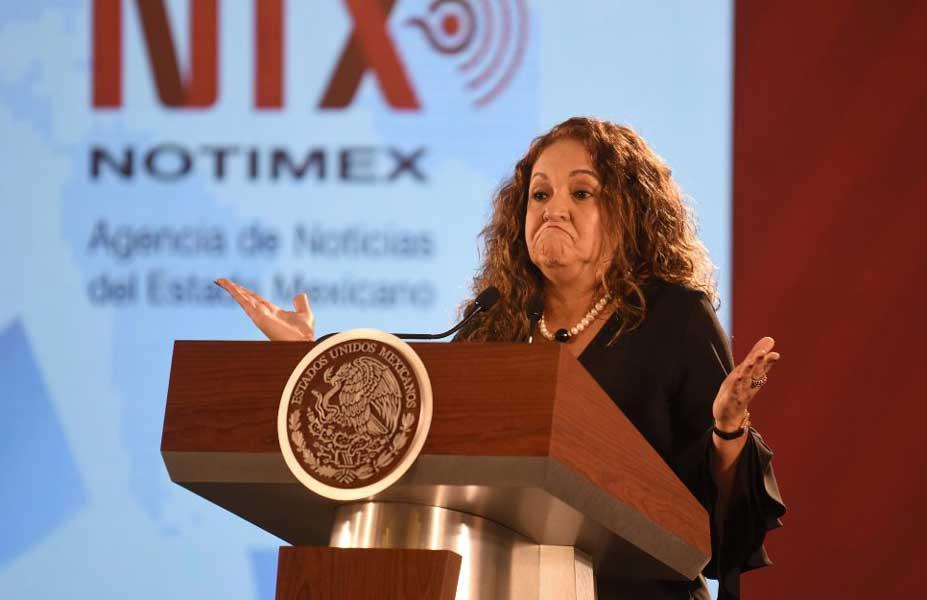 Otro escándalo en Notimex y nadie investiga nada