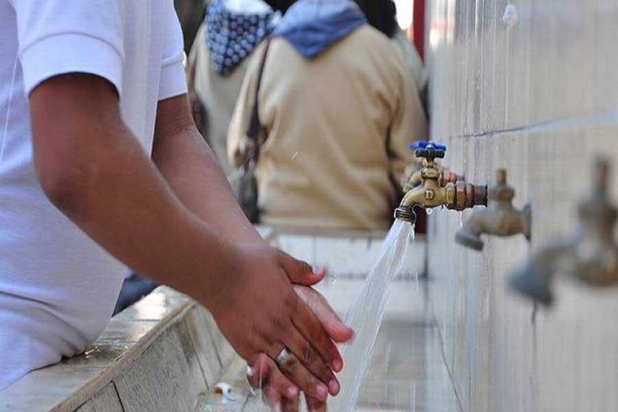 Sin agua potable, quieren que niños regresen a las escuelas