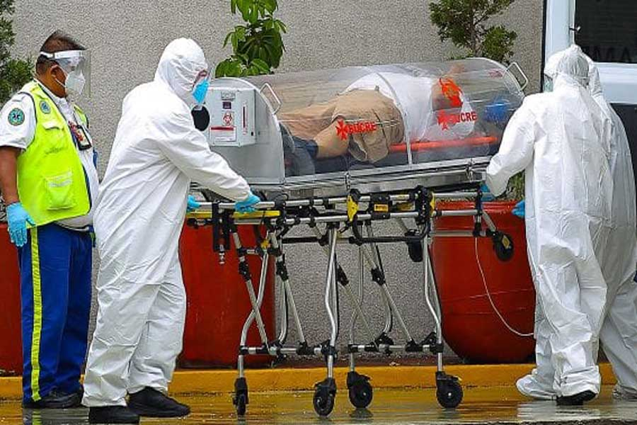Según actas de defunción, hay 3 veces más muertos por Covid-19 en CDMX que los reportados oficialmente