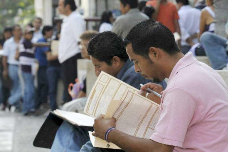 Desempleo seguirá subiendo, para junio sumarían un millón 300 mil empleos perdidos