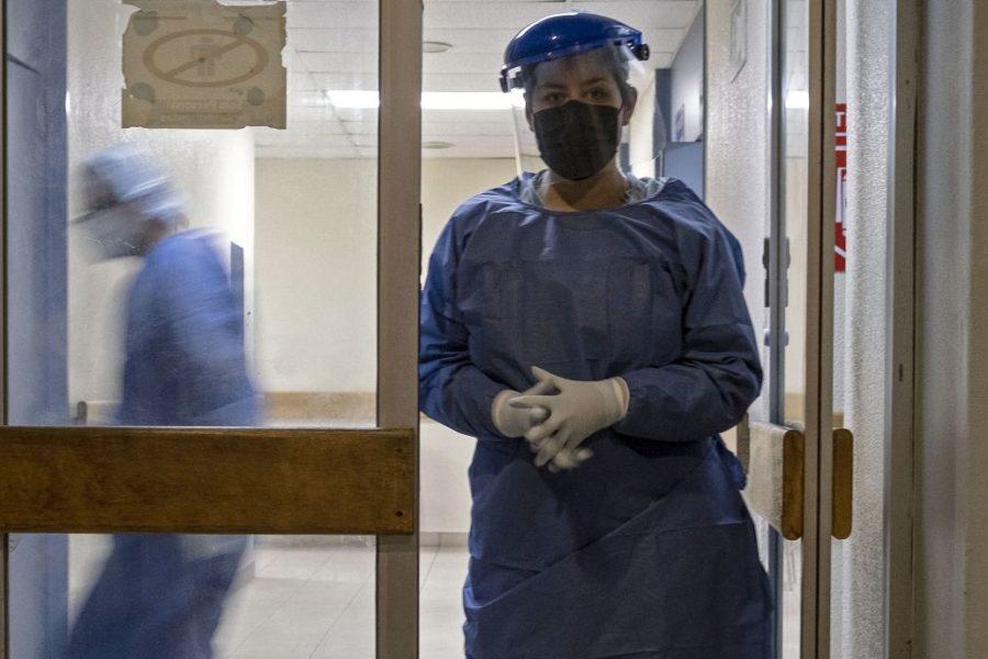 Casos por Covid-19 llegan a 443 mil 813 casos