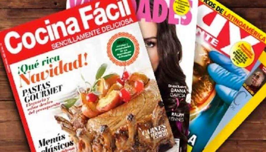 revistas sin costo