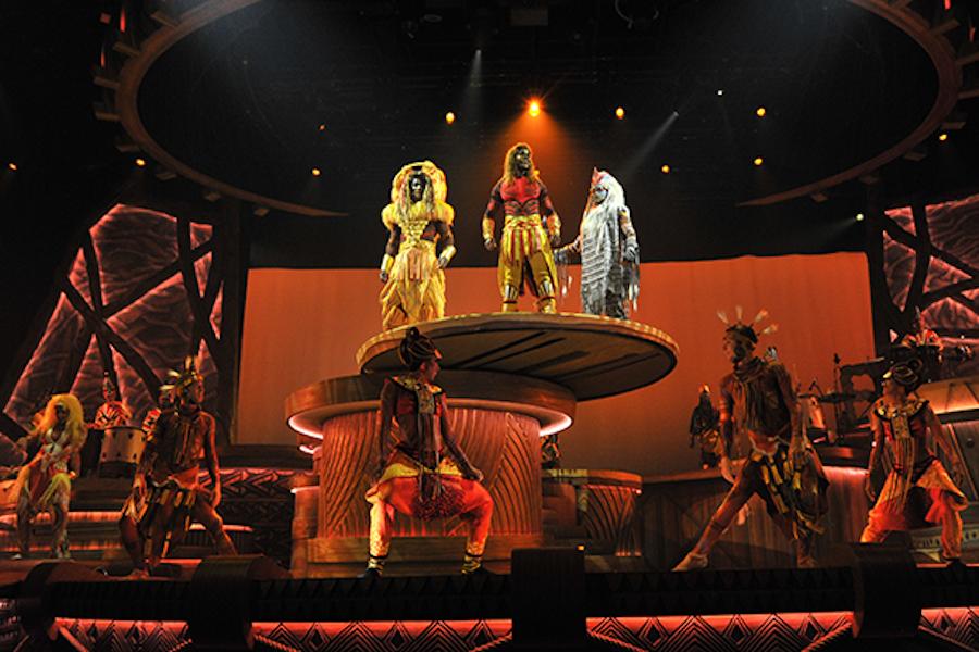 El espectáculo de El Rey León se transmitirá GRATIS desde París