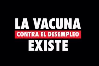 Vacuna contra el desempleo