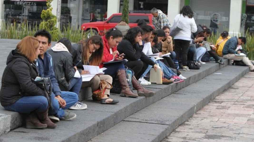 Los 12 millones sin trabajo