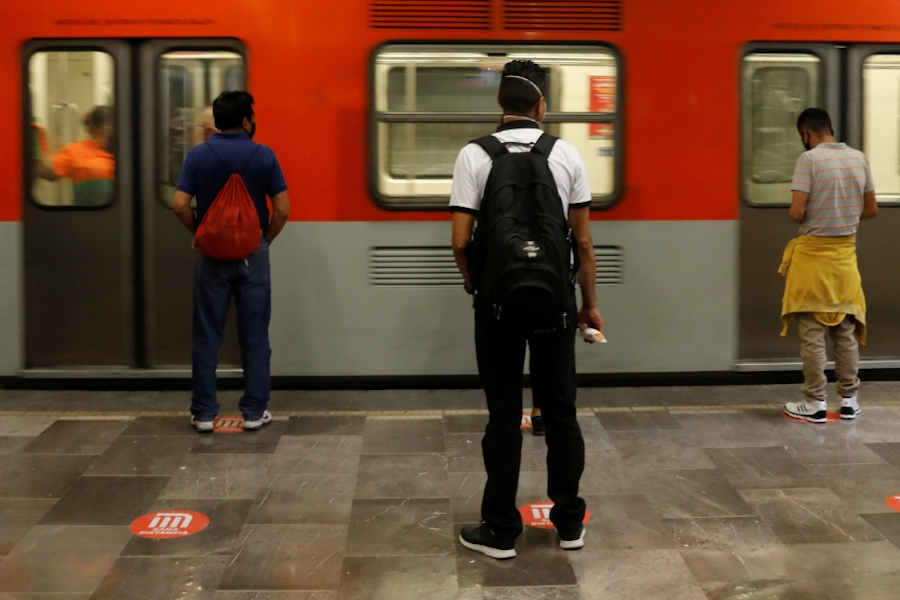 nueva normalidad metro