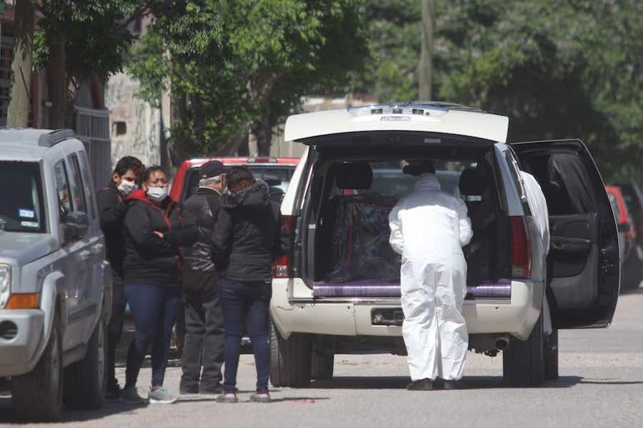 En Ciudad de México, 7mil 198 actas de defunción mencionan Covid-19 en las causas