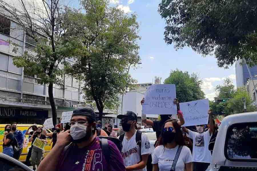 Varios detenidos y más abuso policial, saldo de protestas en Guadalajara