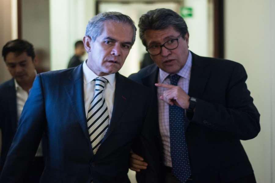 Lucraron un año en el Senado con restos del PRD y PES