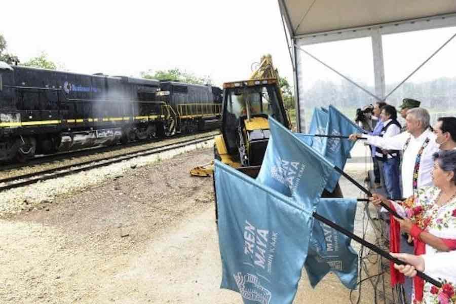 Tren Maya usará diesel, pero no se produce el suficiente en el país