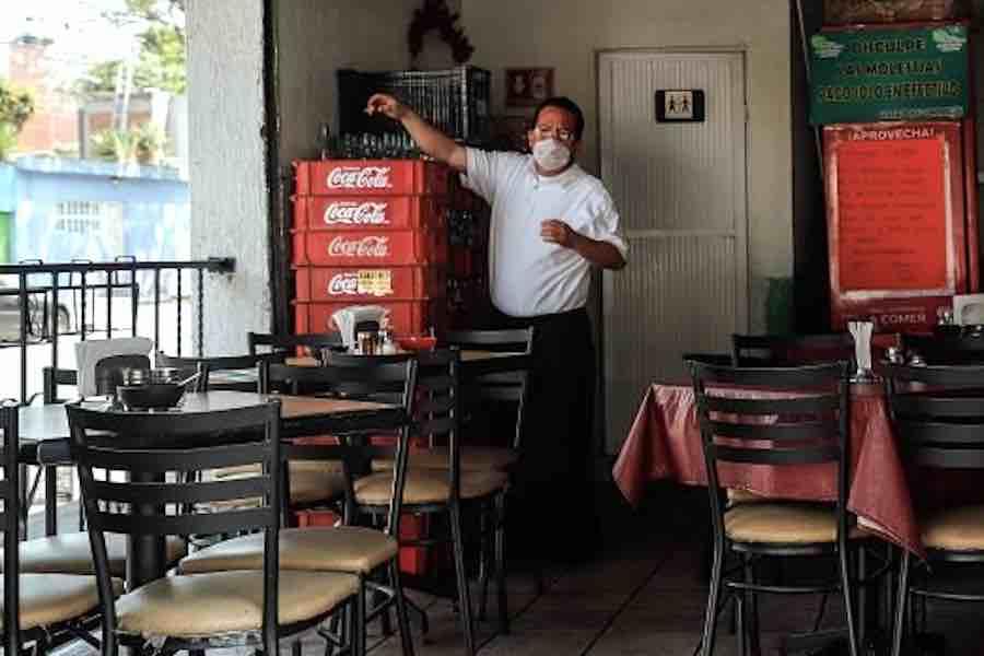 Caída de la economía mexicana podría ser de hasta 8.6%: OCDE