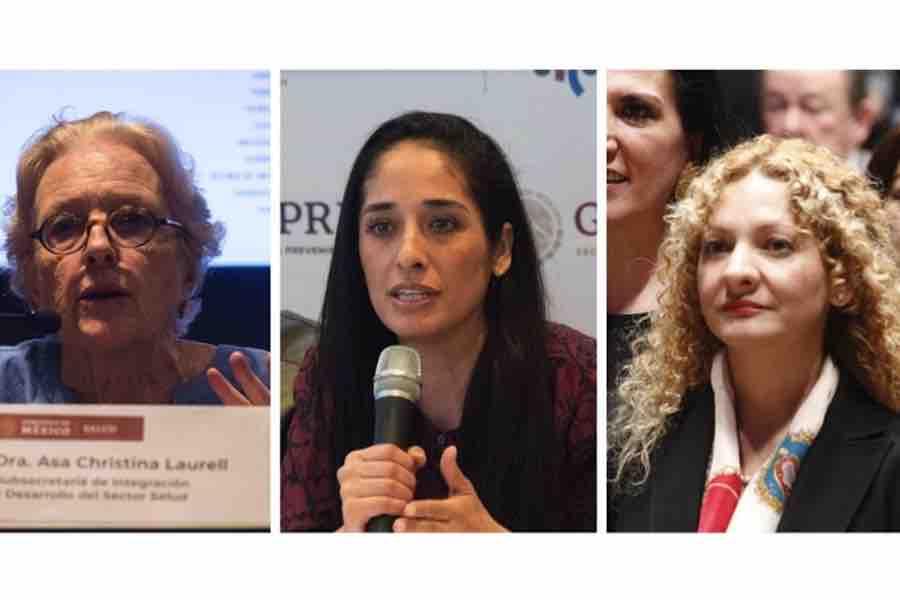 En horas, renuncian tres funcionarias de la 4T por diferencias con el gobierno