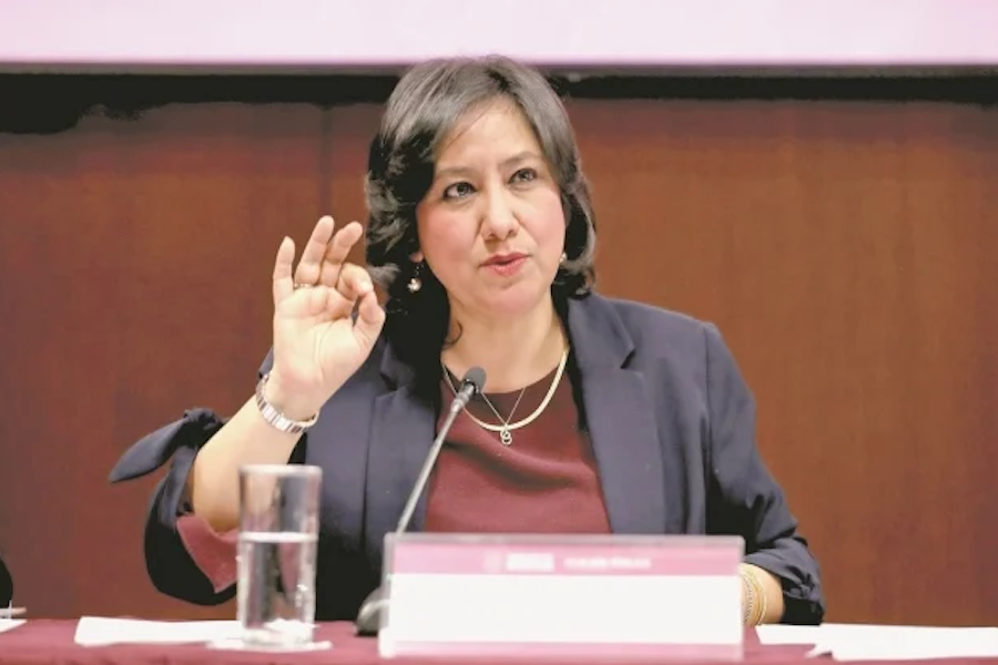 Eréndira Sandoval
