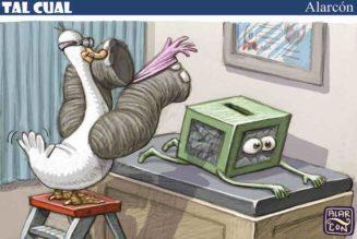 El humor de los cartonistas – Del 22 al 26 de junio de 2020