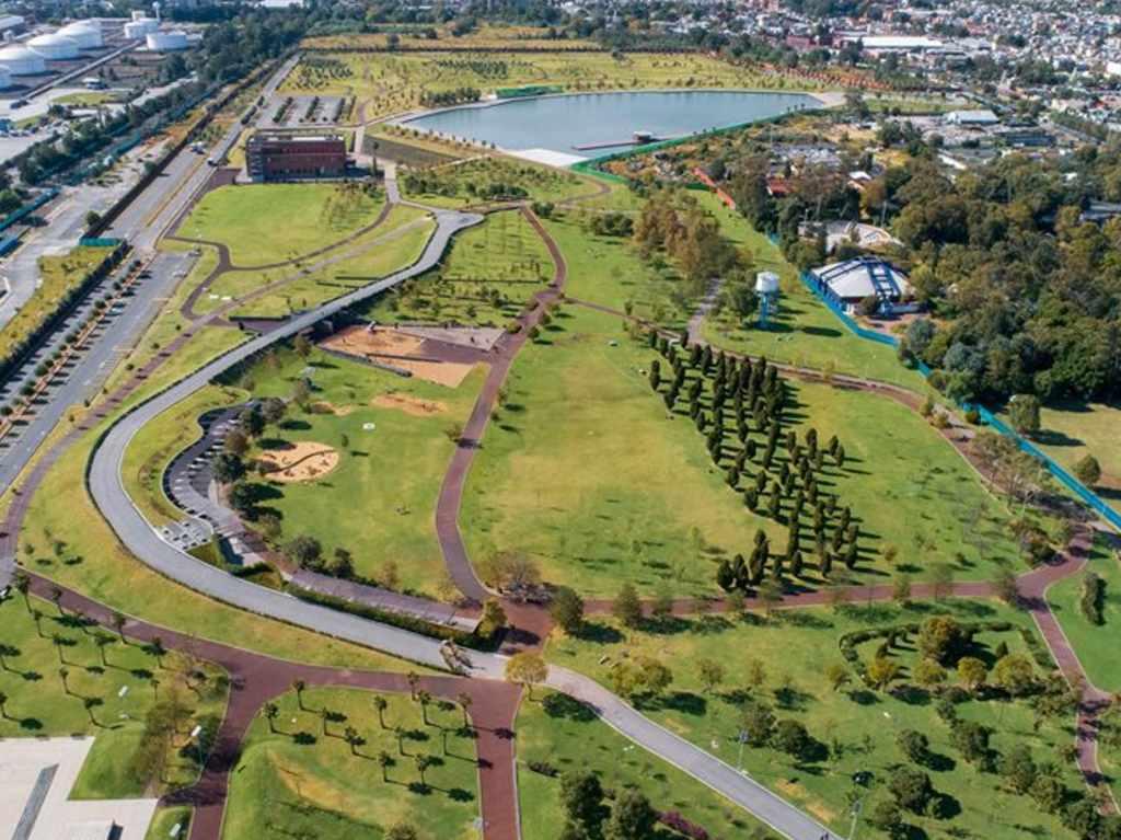 Parque Bicentenario abre sus puertas nuevamente para combatir el estrés