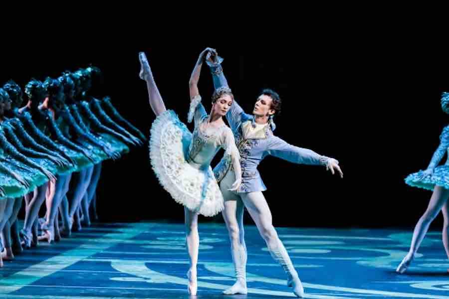 El Ballet Bolshoi gratis y desde la comodidad de tu casa