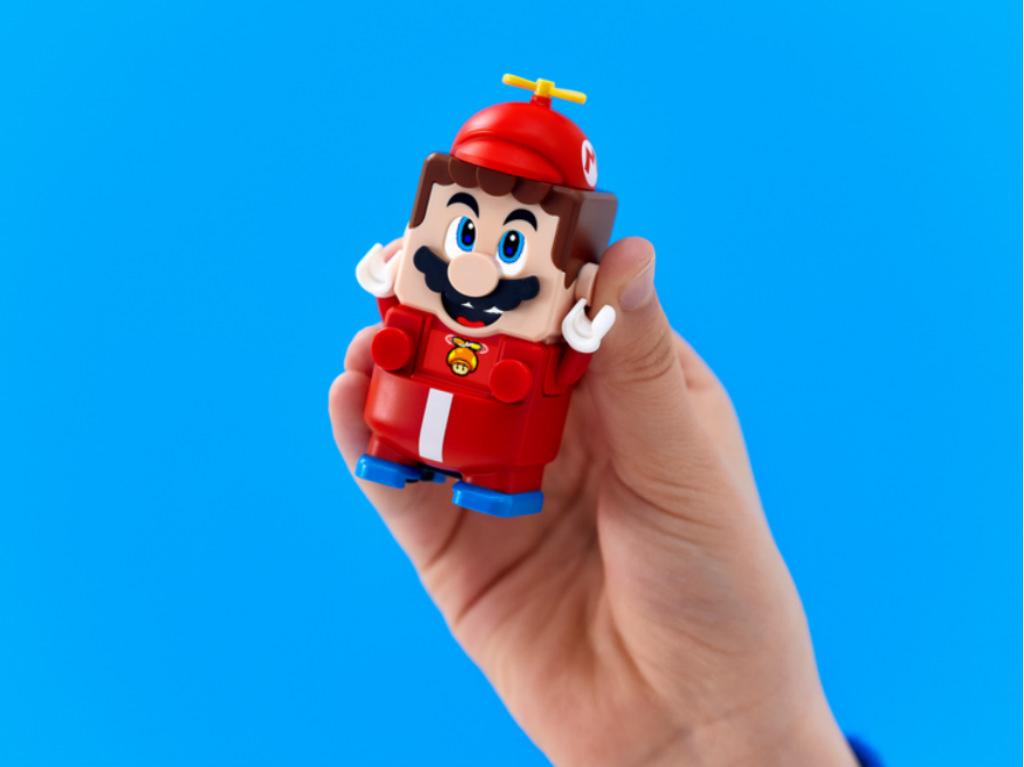 Llegó el nuevo catálogo de Lego Super Mario