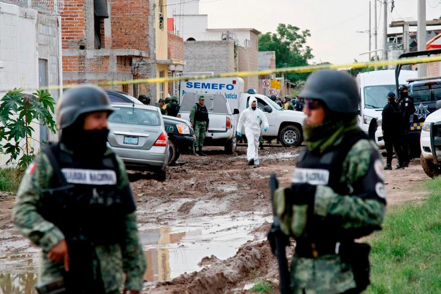 Asesinan a 24 personas en un centro de rehabilitación en Guanajuato