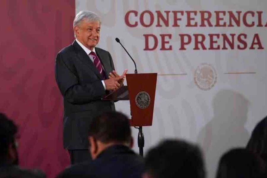 AMLO conferencia prensa