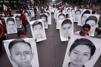 normalistas Ayotzinapa
