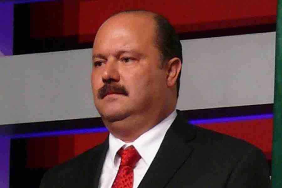 ¿Por qué detuvieron a César Duarte?