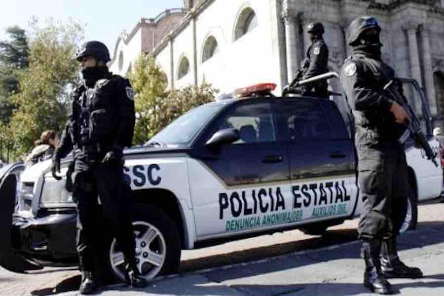 El narco declara la guerra a policías en el Edomex