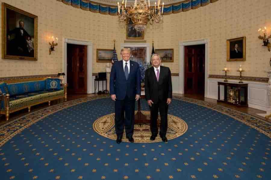 Tres ausencias en Washington