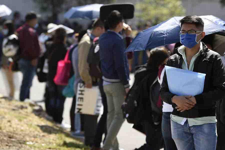 Un millón 114 empleos perdidos en 4 meses