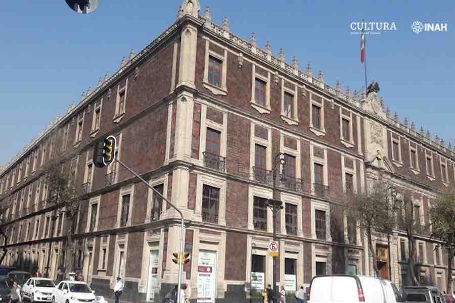 Localizan restos del Palacio de Axayácatl y de una casa construida por orden de Cortés