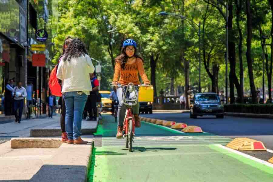 Ciclovías, derechos y obligaciones de los ciclistas