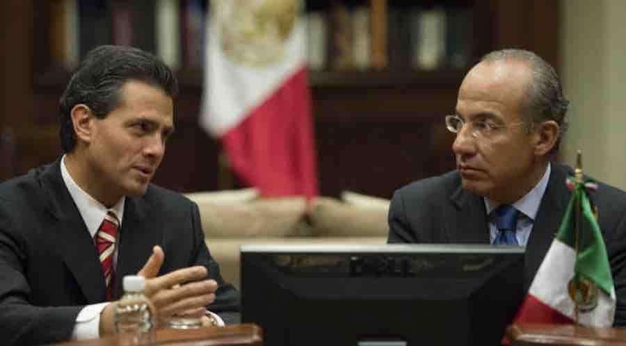 Lozoya embarra a círculo de Peña y Calderón
