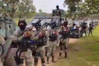 Ejército El Mencho