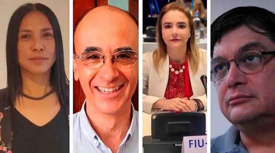 Estos son los 4 nuevos consejeros del INE