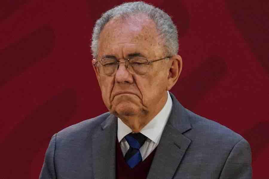 Jiménez Espriú vs. López Obrador