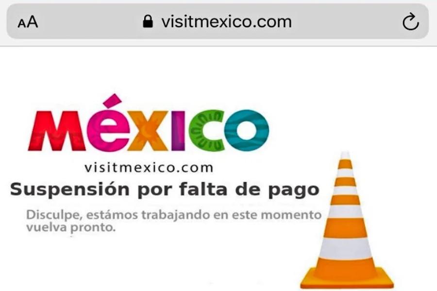 La pelea por visitmexico.com y el oso internacional