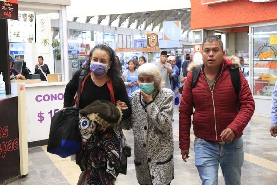 La pandemia y los relativamente jóvenes