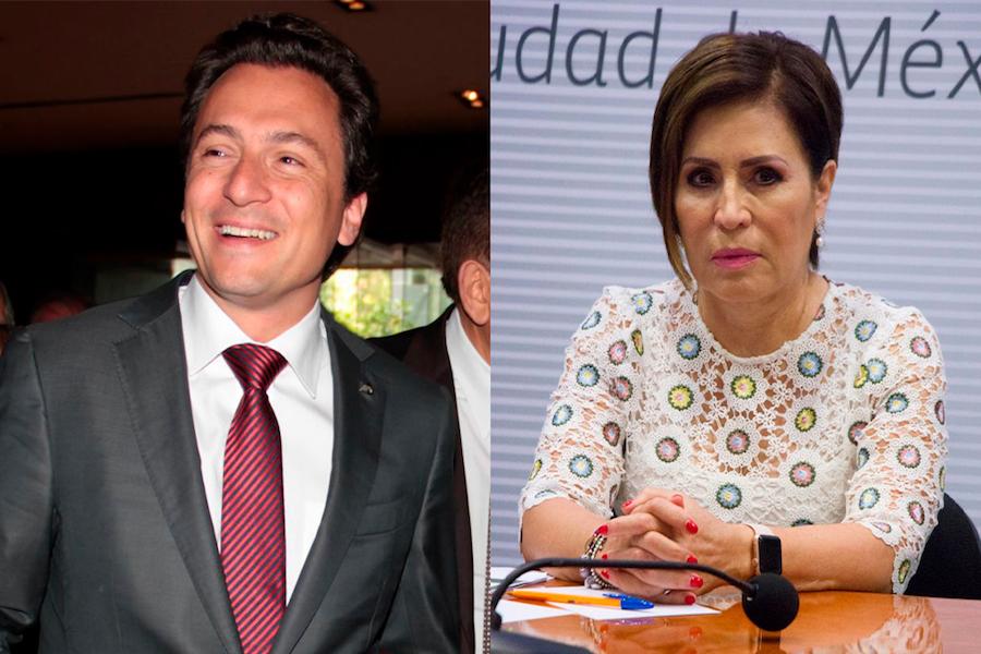 ¿Por qué Emilio Lozoya está libre y Rosario Robles presa?