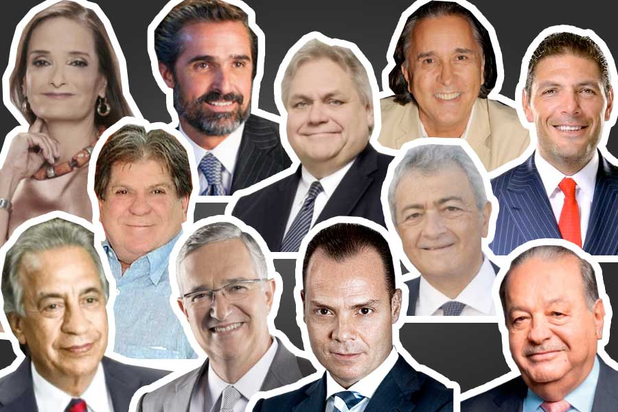 Estos son los invitados de lujo de AMLO en EU