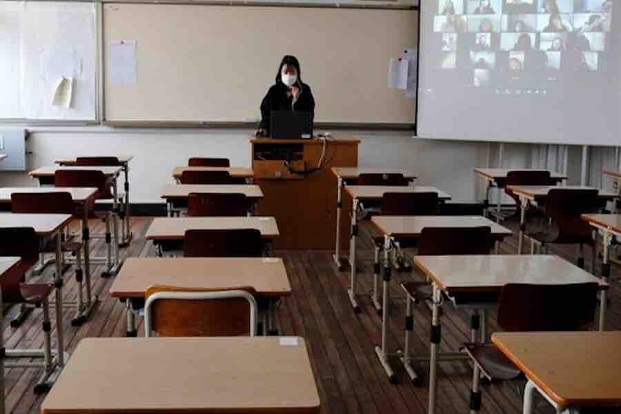 Regreso a clases a través de la televisión