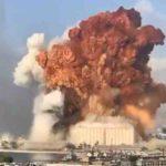 explosión Beirut