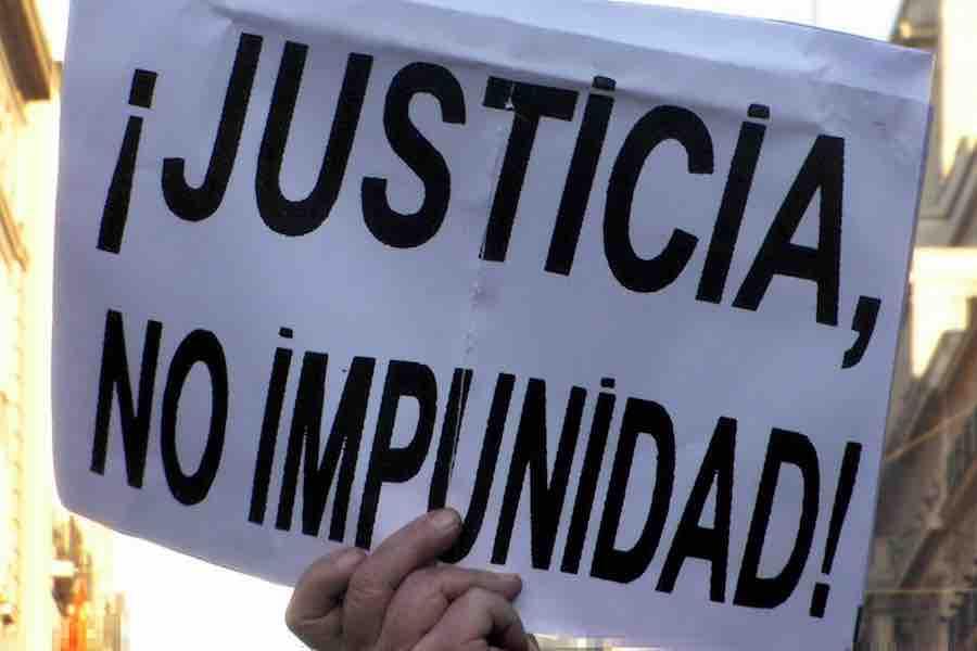 Justicia selectiva no es justicia